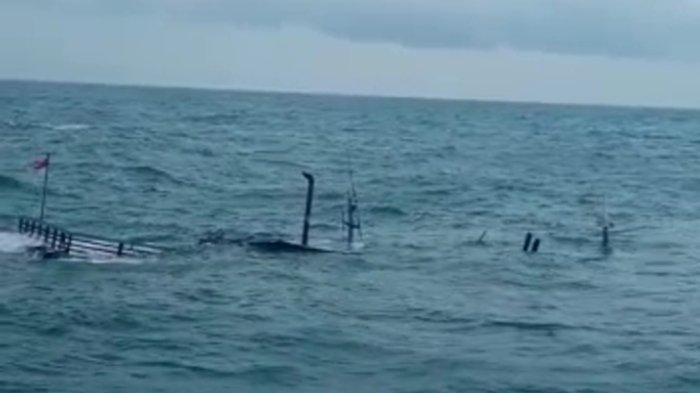 Ketika Kapal Tenggelam, Nahkoda dan ABK KM Surya Bahari Tanjung Sempat Mengapung Sekitar Satu Jam