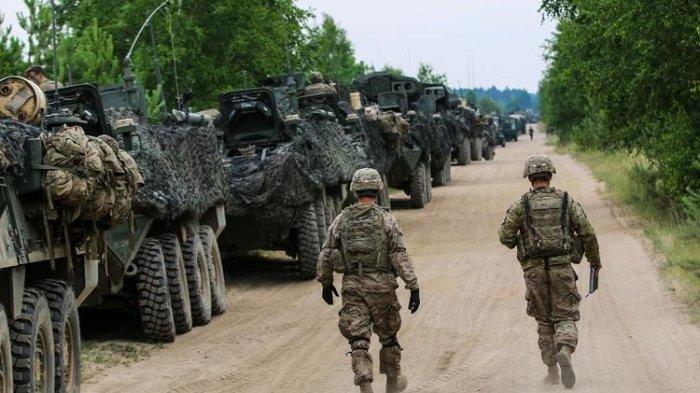 Donald Trump Hukum Jerman, Sebagian Pasukan Amerika akan Ditarik Pulang
