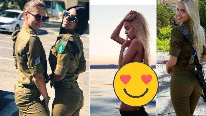 Juli 2017: Foto-foto Seksi Tentara Wanita Israel Beredar Hingga Pesta Seks Liar Selebriti