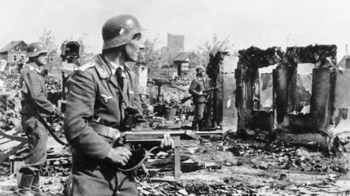 Penemuan Kuburan Massal 2.000 Tentara Jerman di Rusia, Ternyata ini Sejarah Kelam di Baliknya