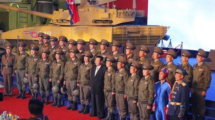 HEBOH, Muncul Kapten Korea Utara, Disebut Super Hero Tandingannya Kapten Amerika