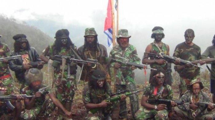 KKB Papua Kirim Surat Terbuka ke Jokowi: Tuan Presiden, Perang Tidak Akan Berhenti