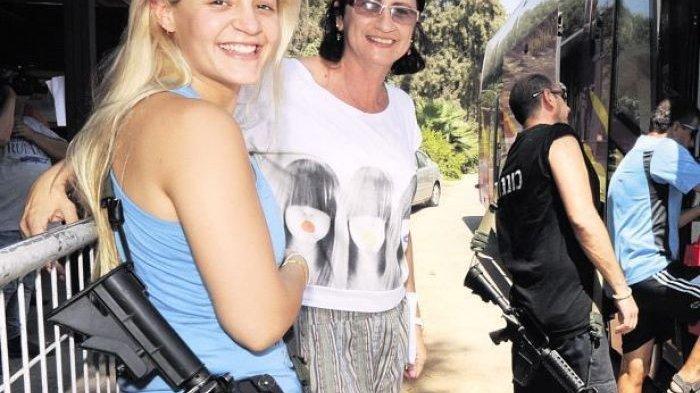 Wanita Israel Diwajibkan Masuk Militer sebagai Operator Tank dan Pilot Pesawat Tempur