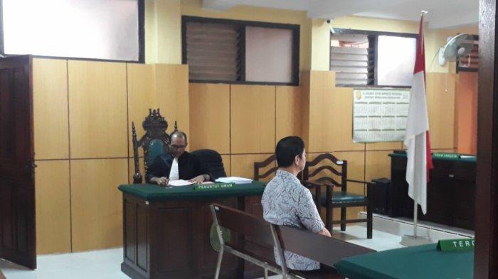 Mantan Komisaris PT MASJ Divonis Empat Tahun Penjara