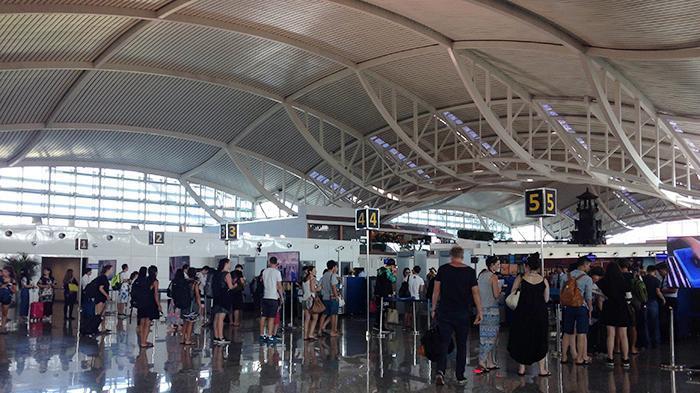 Bandara Ngurah Rai Ditutup Rabu Besok, Hormati Nyepi