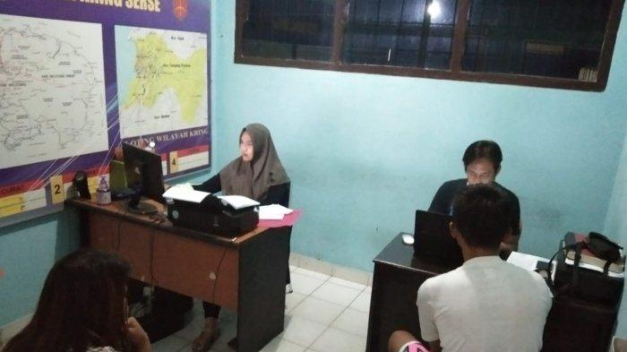 Polsek Tanjungpandan Ungkap Dua Kasus Pencurian Libatkan Dua Sejoli