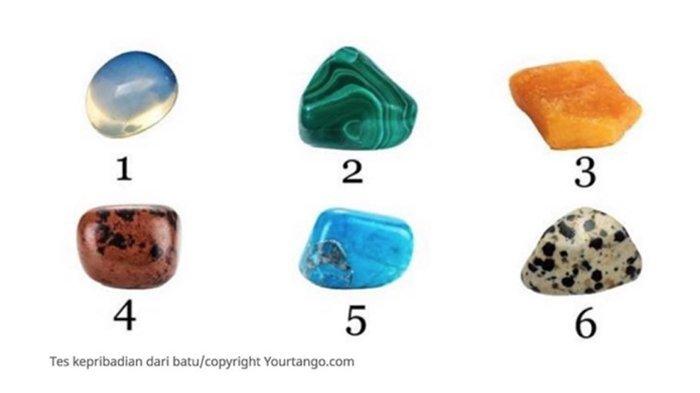 Tes Kepribadian, Pilih Satu Batu yang Menurutmu Paling Menarik, Sunstone: Masa Depan Cerah!