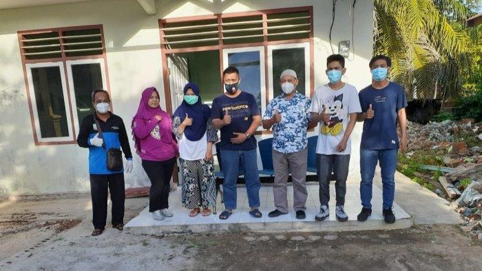 Kabar Gembira Pasien Covid-19 TF Tenaga Medis di Belitung Timur Sembuh, Beltim Sekarang Zero Corona