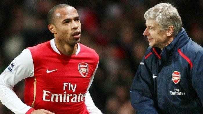 Guardiola Nilai Thierry Henry Mampu Latih Arsenal