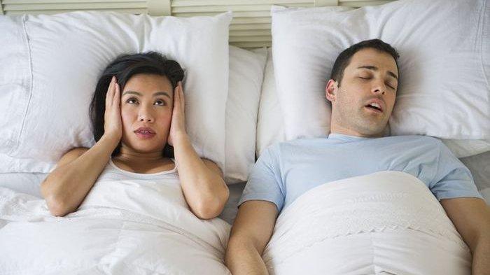 Cara Menghentikan Kebiasaan Mendengkur atau Ngorok, Coba Makanan Ini Sebelum Tidur