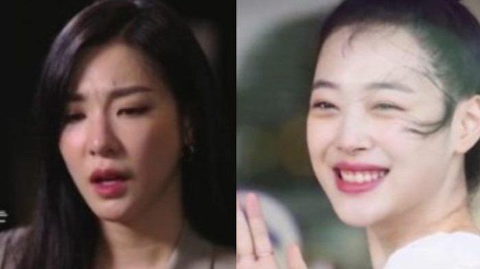 Tiffany Girls Generation Kenang Bertemu Sulli, Sempat Menyesal Tidak Berbagi Percakapan Mendalam