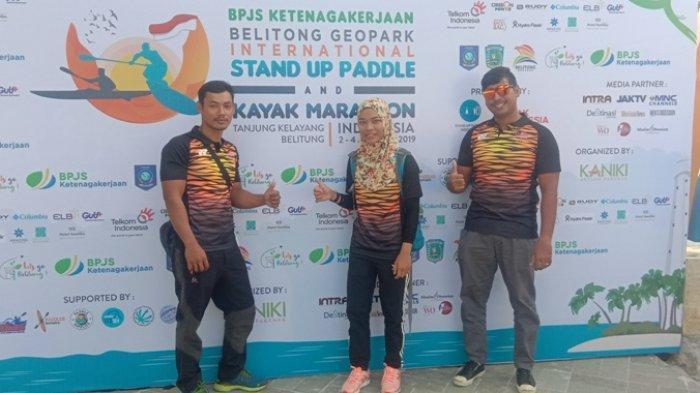 Atlet Malaysia Puji Keindahan Pantai dan Makanan di Belitung