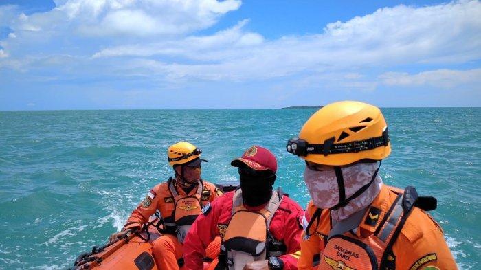 Pencarian Hari Kedua Nelayan Hilang di Perairan Selatan Pulau Seliu Masih Nihil