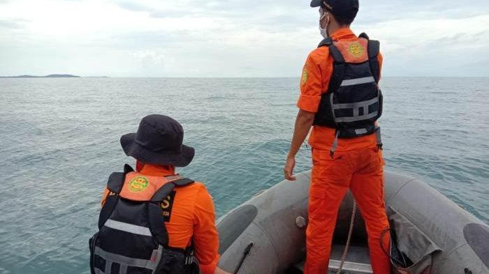 Pencarian Nelayan Hilang Dilanjutkan, Basarnas Lakukan Penyisiran di Titik Pertama Tenggelam