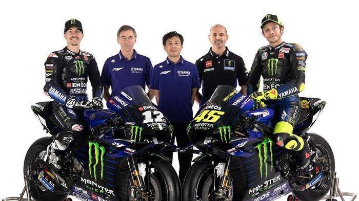 Tim Yamaha Cuma Bawa Sedikit Kru saat Ikuti MotoGP di Tengah Virus Corona