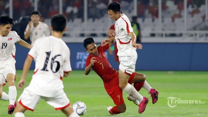 Timnas Indonesia U19 Juara Grup K, Bermain Imang 1-1 Melawan Korea Utara