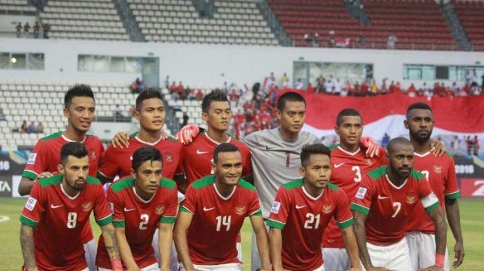 Peringkat Timnas Indonesia Naik Drastis di FIFA