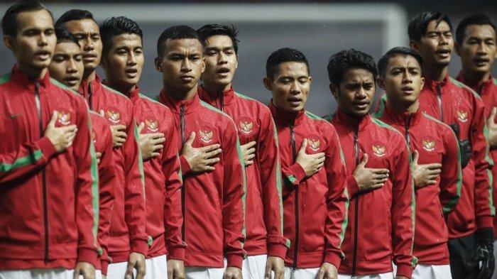 Timnas U-23 Indonesia Takluk 1-2 dari Palestina