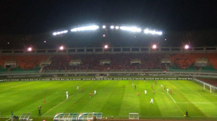 Timnas U-23 Indonesia Kalah Dramatis Saat Menjamu Timnas U-23 Korsel di Stadion Pakansari