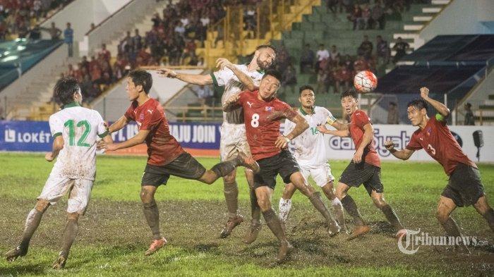 Hadapi Kirgistan di Partai Puncak, Timnas Indonesia Gagal Juara di Kandang, Ini Alasan Luis Milla
