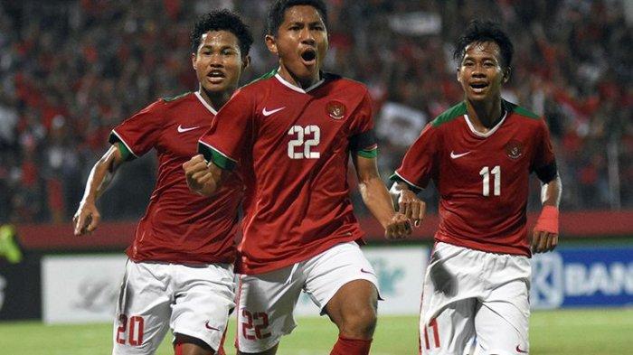 Kemenpora Gelontorkan Dana Rp1,5 Milliar untuk Timnas U-16
