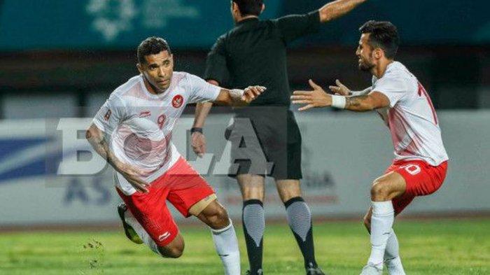 Indonesia Bungkam Laos 3-0