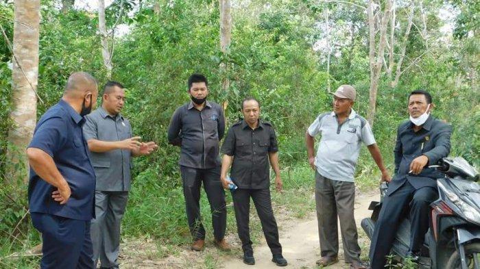 Pansus DPRD Belitung Timur Beri Waktu Sepekan untuk PT MASJ Selesaikan Masalah Lahan dengan Warga