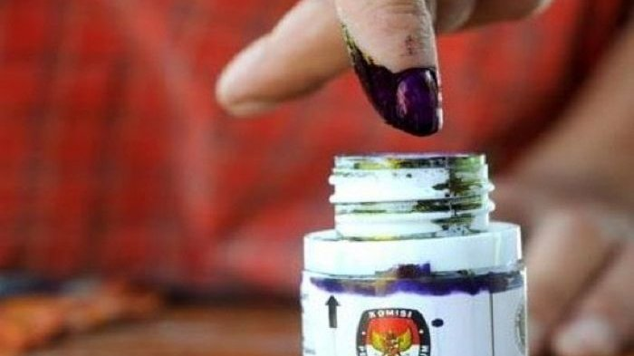 Asal Muasal Wajib Menyelupkan Jari ke Tinta Setelah Mencoblos Dalam Pemilu