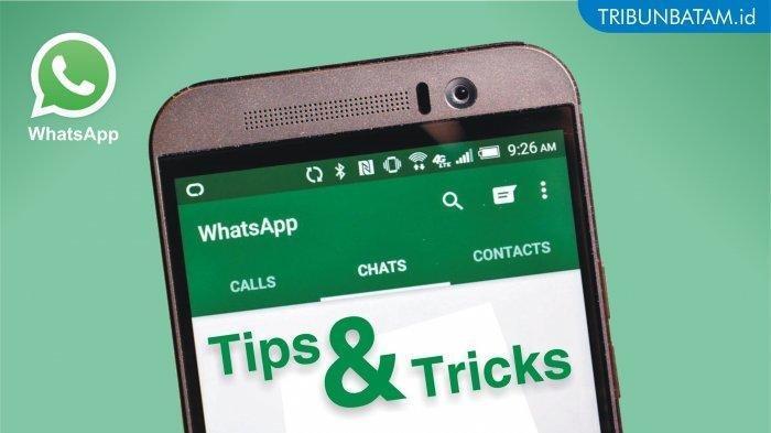 Wajib Tahu, Ini Kumpulan 12 Tips dan Trik WhatsApp Terbaru yang Penting Banget