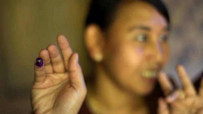 Ini Beda Surat Suara Sah dengan Suara Tidak Sah, Jagan Asal Coblos