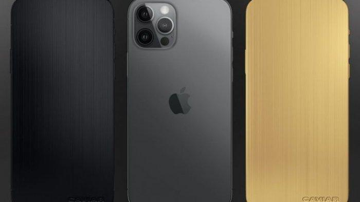 Hanya Dibuat 99 Unit, iPhone 12 Pro Tanpa Kamera Dijual Rp 70 - 78 Juta