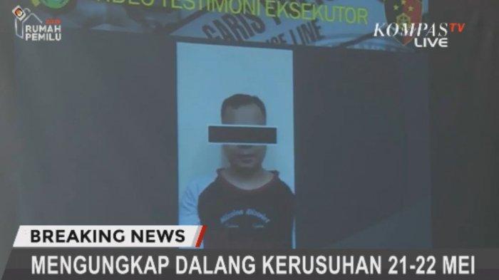 Video Tersangka Rencana Pembunuhan Wiranto Cs Mengaku Mendapat Perintah dari Kivlan Zen