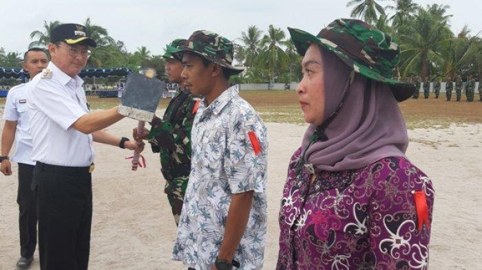 Wabup Belitung Sebut TMMD Percepat Akselerasi Pembangunan Daerah