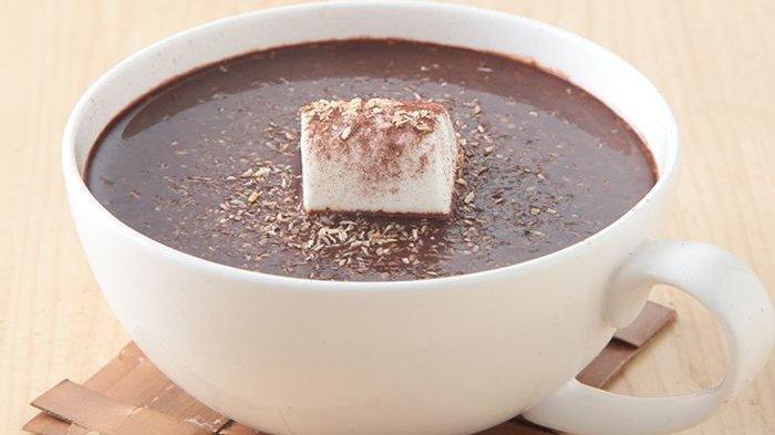 Toasted Coconut Mocha Drink Minuman Ala Cafe yang Bisa Kita Buat di Rumah