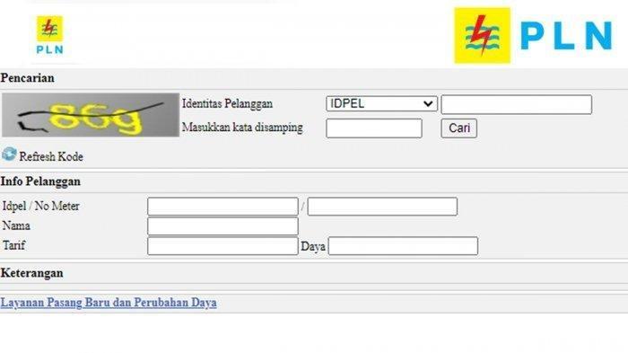 Layanan stimulus listrik PLN