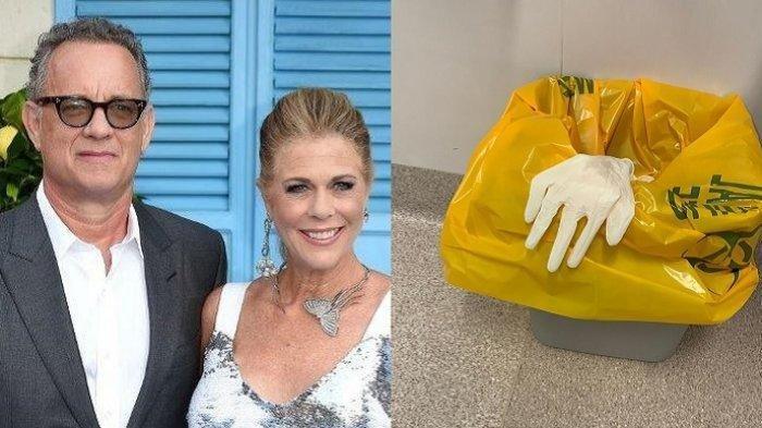 Aktor Hollywood Tom Hanks dan Rita Wilson Positif Corona, Curhat Kini Harus Diisolasi di Australia