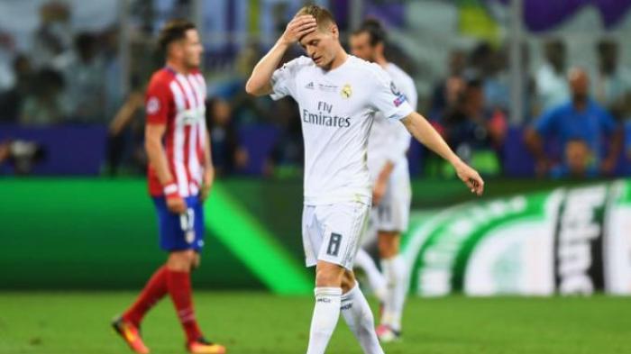 Toni Kroos Resmi Bersama Real Madrid Hingga 2022