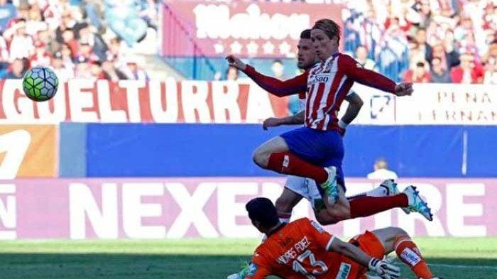 Hasil Lengkap Pekan Ke-21 Liga Spanyol, Torres Borong Dua Gol Atletico Madrid