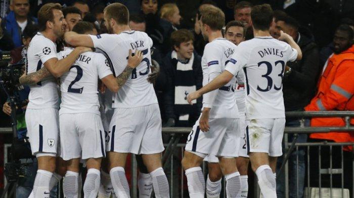 Saksikan LIVE STREAMING Tottenham Hotspur Vs APOEL Malam Ini Disini! Jalur Sangat Aman