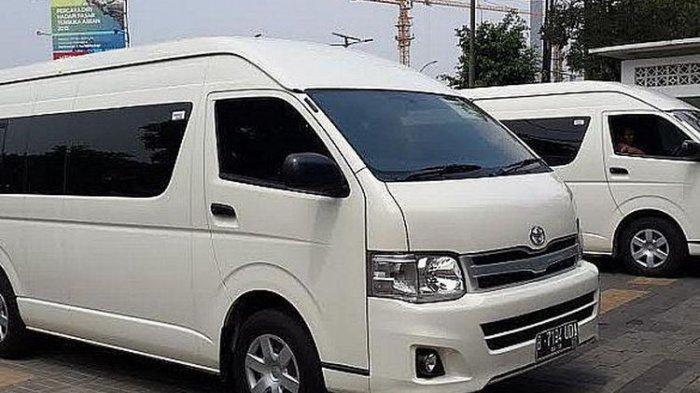 Penjualan Toyota HiAce Melonjak di Tengah Pandemi, Kebutuhan Rumah Sakit