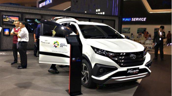 Transaksi Toyota Delapan Hari Capai Rp 751 Miliar di Pameran IIMS 2018