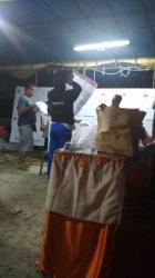 TPS 14 di Desa Aik Ketekok  Baru Selesaikan Penghitungan Suara Pukul 03.00 WIB Dinihari