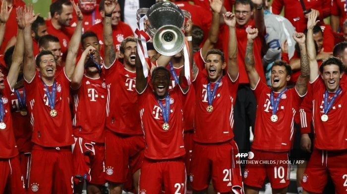 Bayern Muenchen Ukir Sejarah Baru, 5 Fakta Die Bayern Juara Liga Champions 2019/2020