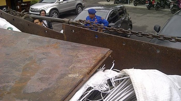Ingat Truk Berisi Kawat Bekas yang Ditahan Polisi Belitung? Begini Kabar Selanjutnya