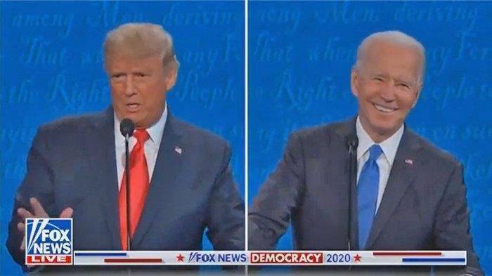 Joe Biden Dinyatakan Menang, Pendukung Donald Trump Tak Terima, Demo Tuntut Setop Perhitungan Suara