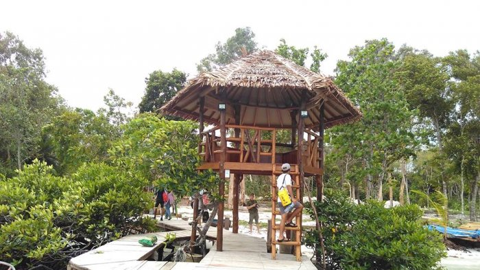 Yuk Liburan ke Leebong Island, Asyik Lo Main di Pantai dan Rumah Pohon