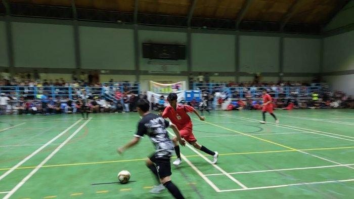 Yagor FC Peringkat 3 Turnamen Futsal Pelangi Cup III, Kalahkan Agas FC 4-1