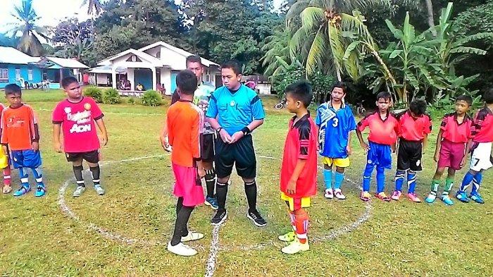Qoreka FC Gelar Turnamen Sepakbola U-12