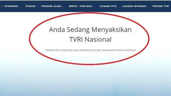 Begini Cara Belajar TVRI Online, Siapkan Alat Tulis, Cek Juga Jadwal untuk SD SMP SMA