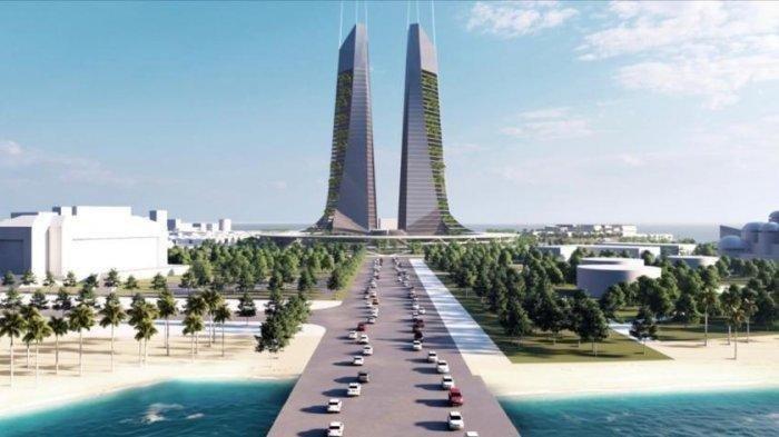 Proyek Twin Tower Rp 1,9 Triliun di Makassar Distop Setelah Gubernur Nurdin Abdullah Ditangkap